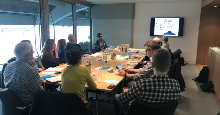 USER-FACTOR partnership meets in Dublin