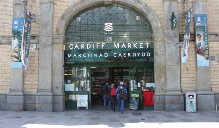 Cardiff Market – Service Design Project
