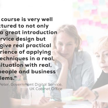 Greenhouse 2019 – Service Design and Policy Design Training – October 21st 2019