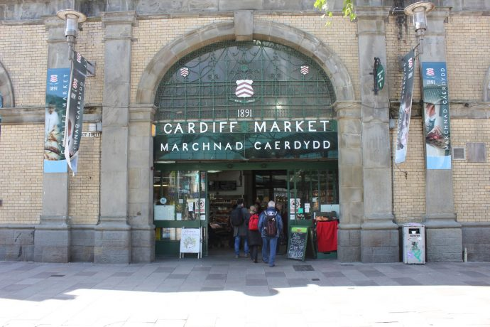 Cardiff Market Service Design Programme 2019