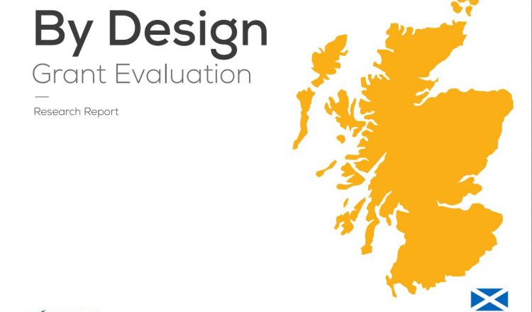 By Design, Grant Evaluation – Research Report